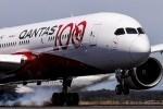Ermittler heben Drogenring bei Qantas aus