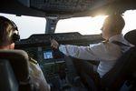 Reicht ein Pilot im A350-Cockpit?