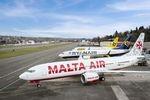 Ryanair holt erste 737 MAX nach Dublin