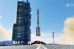 Chinesische Astronauten erreichen Raumstation