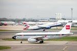 Heathrow fällt deutlich hinter Frankfurt zurück
