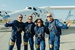 FAA untersucht Abweichung bei Bransons Weltraum-Flug