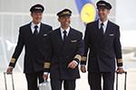 Knapp 60 Prozent der Lufthansa-Piloten fürchten um ihren Job