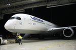Lufthansa spielt Szenarien für Lufthansa Technik durch
