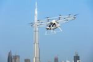 Volocopter will bei den Olympischen Spielen fliegen