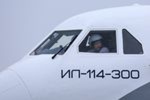 Iljuschin Il-114-300 kommt später auf den Markt