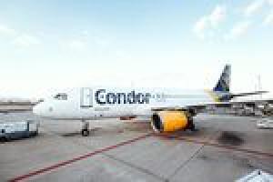 Schwere Strukturschäden an A320 von Condor