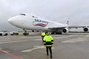 Zeitfracht greift nach Flughafen Rostock-Laage