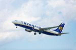 Ryanair: 737 hatte