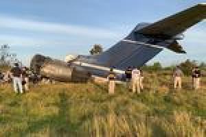 MD-87-Unfall in Texas ging längere Standzeit voraus