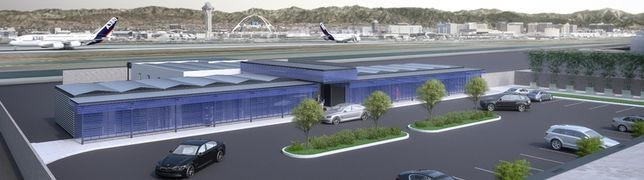 LAX eröffnet separates Luxus-Terminal