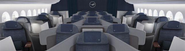 Lufthansa gibt Vorgeschmack auf neue Business Class