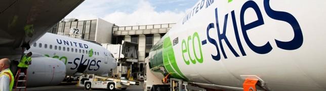 Luftfahrt peilt Klimaziele mit Biosprit und neuer Technik an