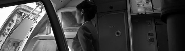 Sexuelle Belästigung gegen Flugpersonal