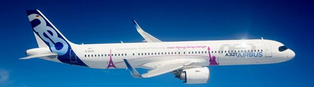 Airbus nimmt Vorbestellungen für A321XLR entgegen