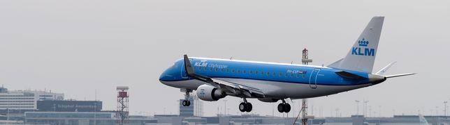 KLM reduziert Frequenz auf Ultrakurzstrecke