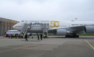 Lufthansa 744