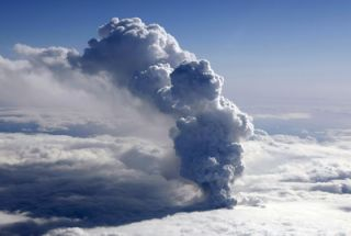 Vulkanausbruch Island
