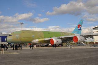 Neuer Airbus A380 für Korean Air