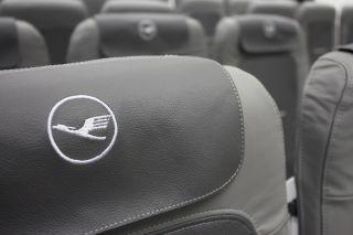 Neue Lufthansa Europakabine