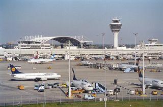 Flughafen München Vorfeld