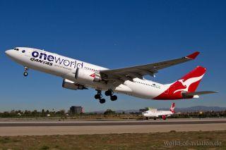 Qantas A330-200