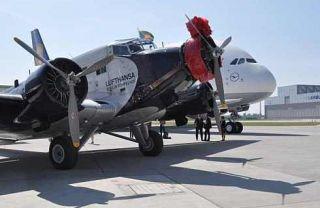 A380 meets Ju 52