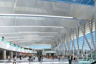 Budapest Terminal 2 Skycourt