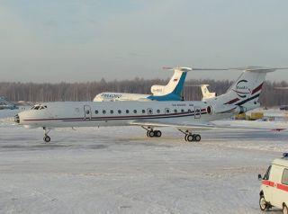 RusAir Tupolew Tu-134