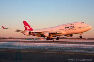 Qantas Boeing 747-438/ER