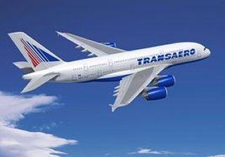 Transaero A380