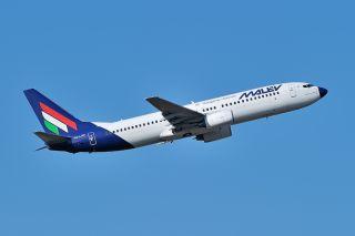 Malev Boeing 737