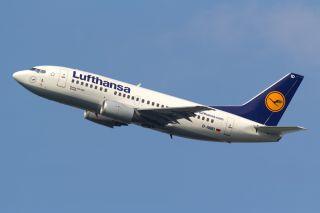 LH Boeing 737-500