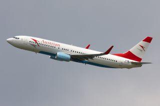 Austrian Boeing 737-800WL