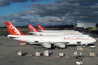 Boeing 747 der ACG