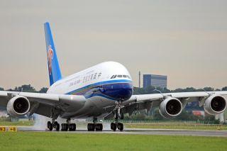China Southern Airbus A380-800