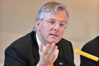 Lufthansa-Vorstandschef Christoph Franz
