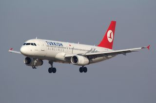 Turkish Airbus A320