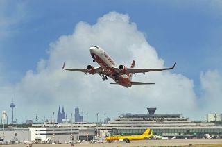 Air Berlin Boeing 737