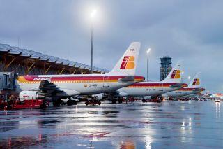 Iberia Flotte
