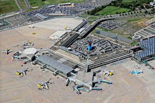 Luftbild Flughafen Köln/Bonn