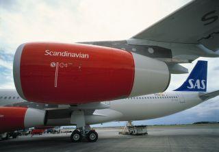 SAS Airbus A340-300