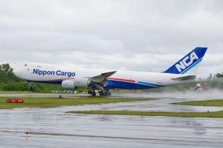 NCA Boeing 747-8