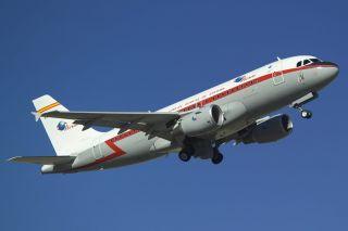 Iberia A319 Retro
