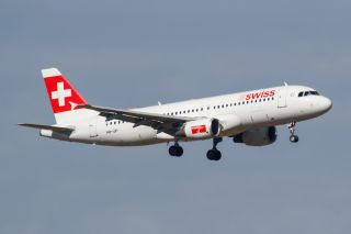 Swiss Airbus A320