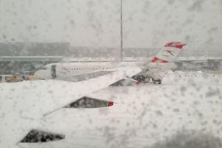 VIE im Schnee