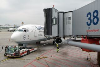Lufthansa Hamburg