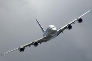 A380 Le Bourget 2009