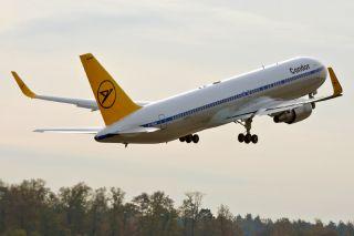 Condor Boeing 767-300 Retrojet