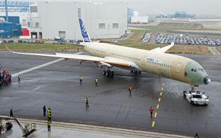 Airbus A350 XWB MSN001